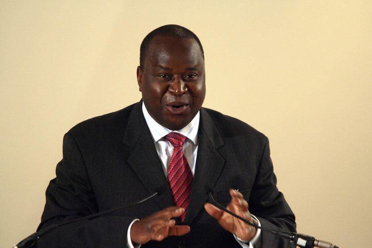 Tito Mboweni Tito Mboweni gets the VIP snub eNCA