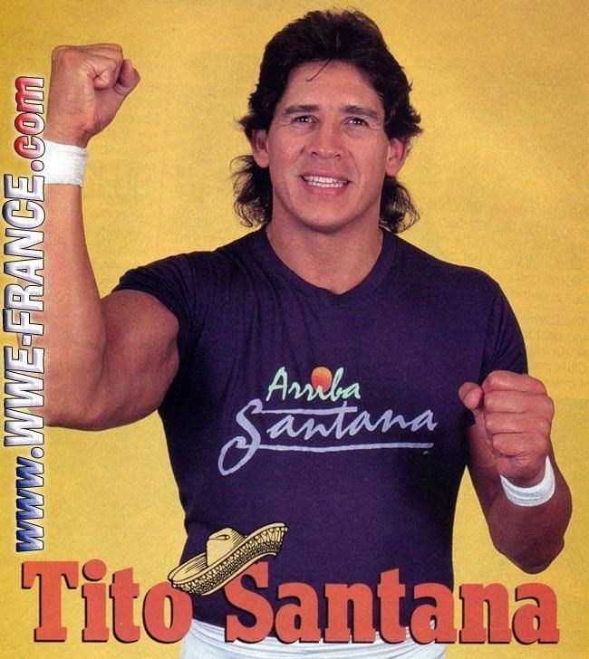 Tito Santana Tito Santana The Intercontinental Champion Of Affordable