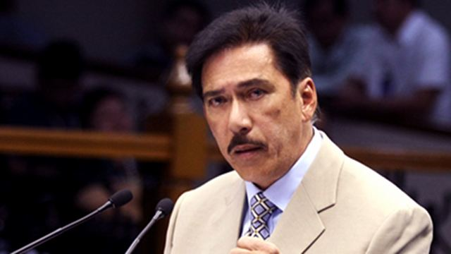 Tito Sotto Sotto Legalizing marijuana evil disaster