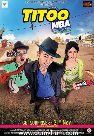Titoo MBA Film Review Dumkhum