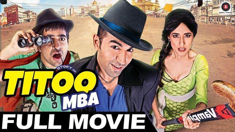 Titoo MBA Married But Available Full Movie HD Nishant Dahiya