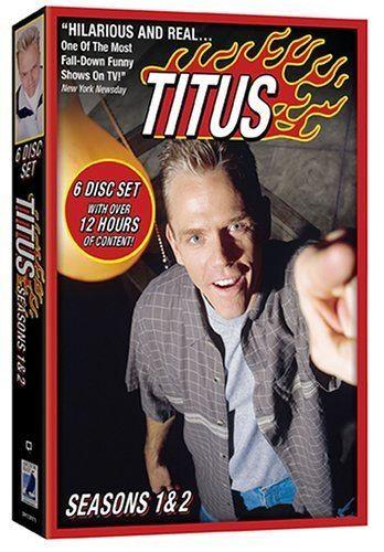 Titus (TV series) Amazoncom Titus Seasons 1 amp 2 Christopher Titus Cynthia Watros