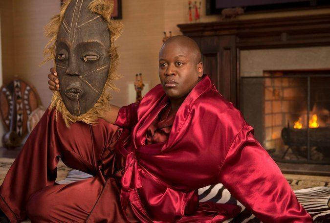 Tituss Burgess Tituss Burgess on a Role TailorMade for Him on
