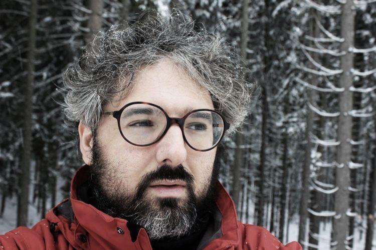 Tiziano Fratus Un quaderno di radici Studio Homo Radix