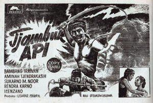 Tjambuk Api movie poster