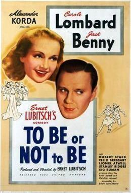 To Be or Not to Be (1942 film) To Be or Not to Be 1942 film Wikipedia