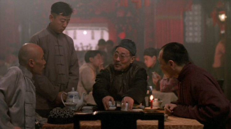 To Live (1994 film) The Film Sufi To Live Zhang Yimou 1994