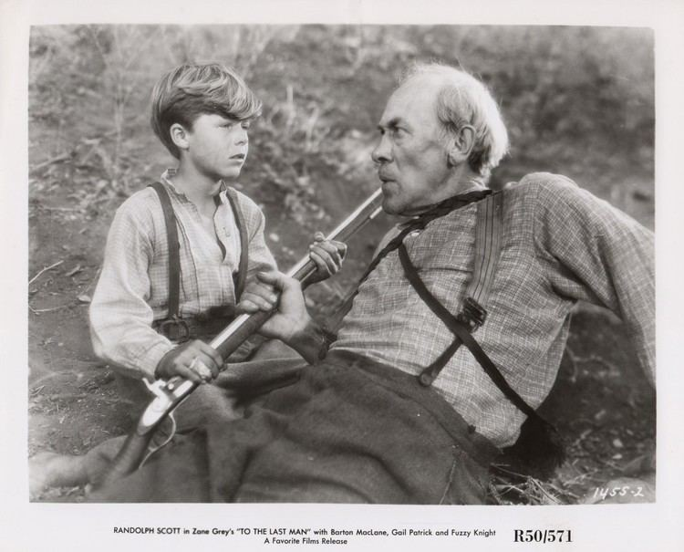 Jusquau dernier homme To the Last Man 1933 Henry Hathaway