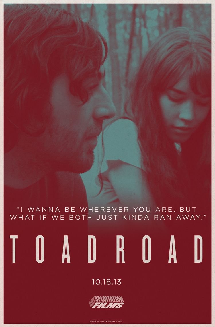 New Toad Road Clip Gets Heated Character Posters Bloody Disgusting