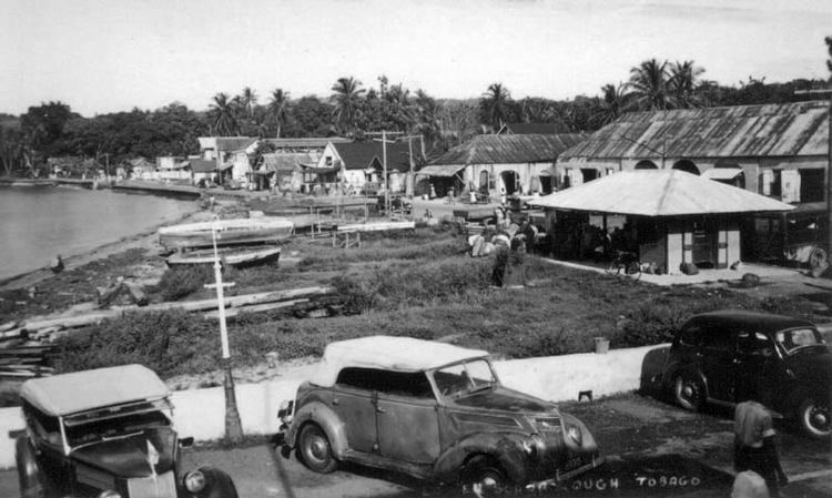 Tobago in the past, History of Tobago