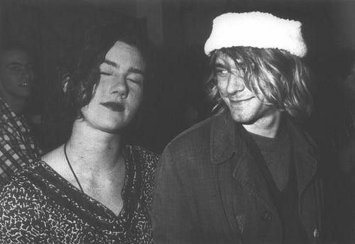 Tobi Vail tobi vail kurt cobain How to Love Pinterest Kurt