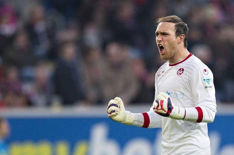 Tobias Sippel Borussia verpflichtet Tobias Sippel Borussia Mnchengladbach