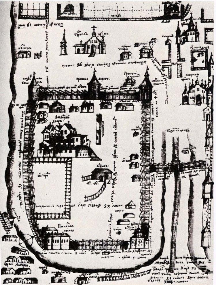 Tobolsk in the past, History of Tobolsk