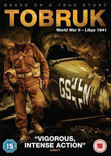 Tobruk (2008 film) Tobruk 2008 NONUSA FORMAT PAL Reg2 Import United Kingdom by