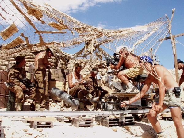 Tobruk (2008 film) Axius rental lightning equipment