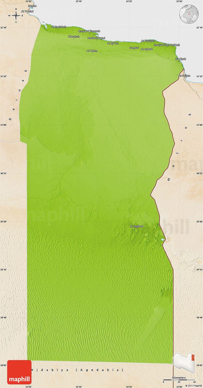 Tobruk Beautiful Landscapes of Tobruk
