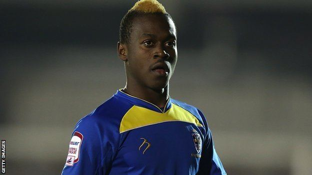 Toby Ajala BBC Sport Torquay United Toby Ajala aims to make name
