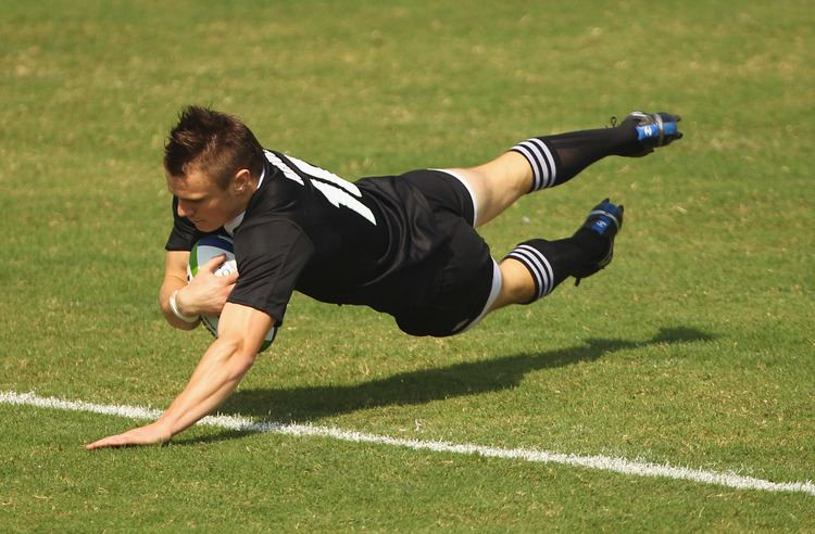 Toby Arnold Toby Arnold New Zealand Olympic Team