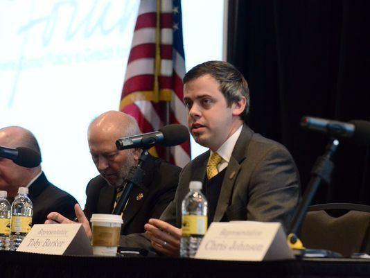 Toby Barker Toby Barker announces plans to run for Hub City mayor