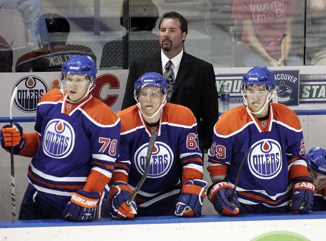 Todd Nelson (ice hockey) Oilers Nelson sad hockey failed in Atlanta Hockey Sports