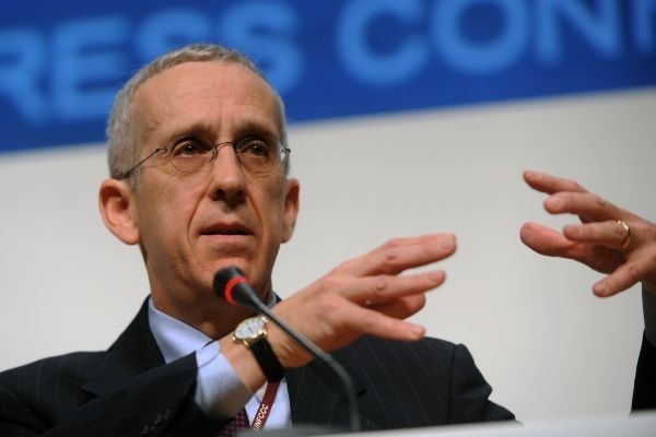 Todd Stern Copenhagen Accord is the priority says US climate envoy
