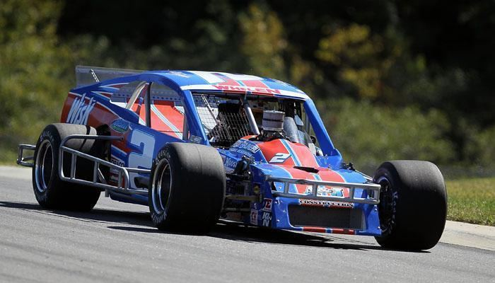 Todd Szegedy PRACTICE Szegedy Sets Pace In Practice NASCAR Home Tracks