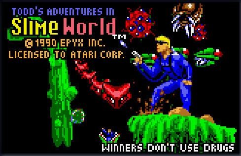 Todd's Adventures in Slime World - Alchetron, the free
