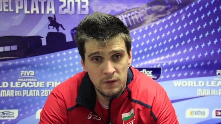 Todor Aleksiev 2013 World League Final Todor Aleksiev BUL Captain YouTube