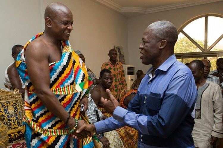 Togbe Afede XIV Agbogbomefia Lauds Governments Developmental Projects