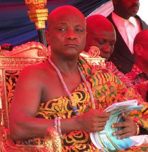 Togbe Afede XIV Togbe Afede XIV Volta Region must not be a political battleground