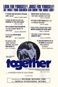 Together (1971 film) movie poster