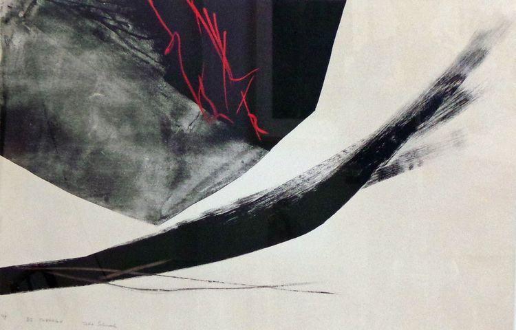 Toko Shinoda Be Through by Toko Shinoda Modernism