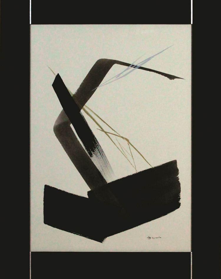 Toko Shinoda Power and mastery of the blank space Toko Shinoda The