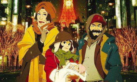 Tokyo Godfathers Film Review Tokyo Godfathers ReelRundown