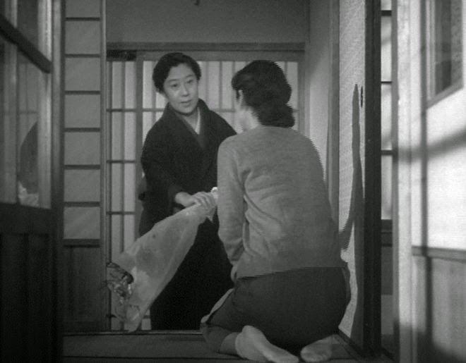 Tokyo Twilight The Film Sufi Tokyo Twilight Yasujiro Ozu 1957