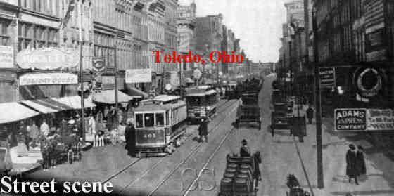 Toledo, Ohio in the past, History of Toledo, Ohio