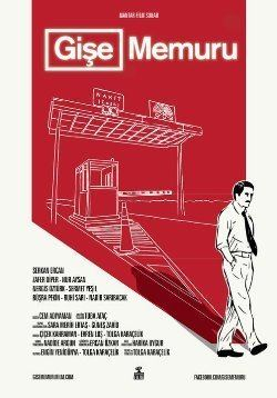 Toll Booth (film) movie poster