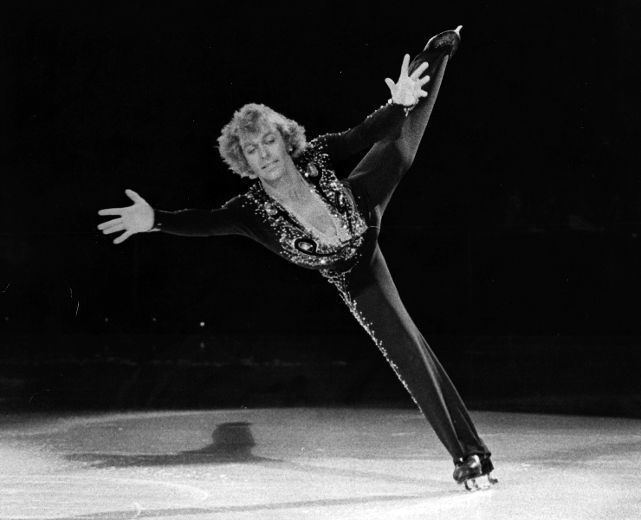 Toller Cranston Canadian figure skating legend Toller Cranston dies
