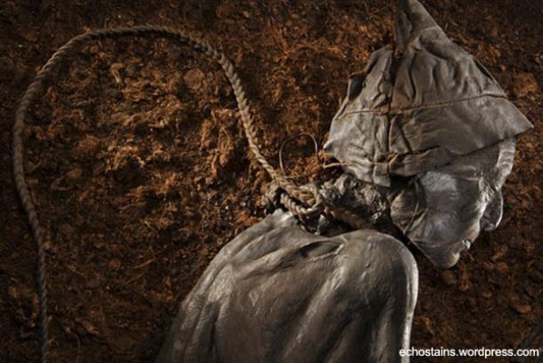 Tollund Man Tollund Man the preserved face from Prehistoric Denmark