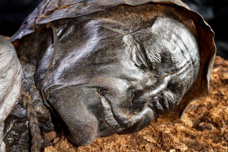 Tollund Man Meet Tollund Man a corpse that has been perfectly