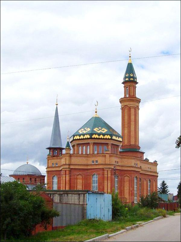Tolyatti in the past, History of Tolyatti