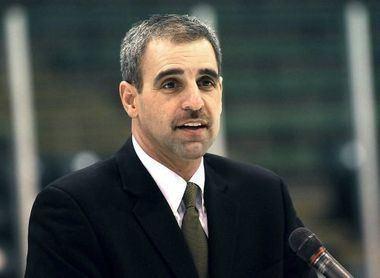 Tom Anastos Tom Anastos eager to restore Michigan State hockey program