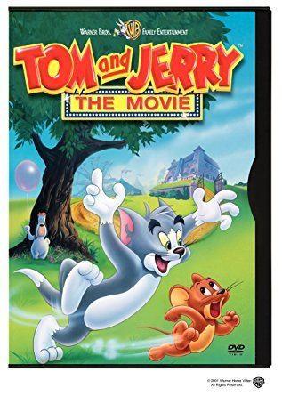 Amazoncom Tom and Jerry The Movie Richard Kind Dana Hill Red