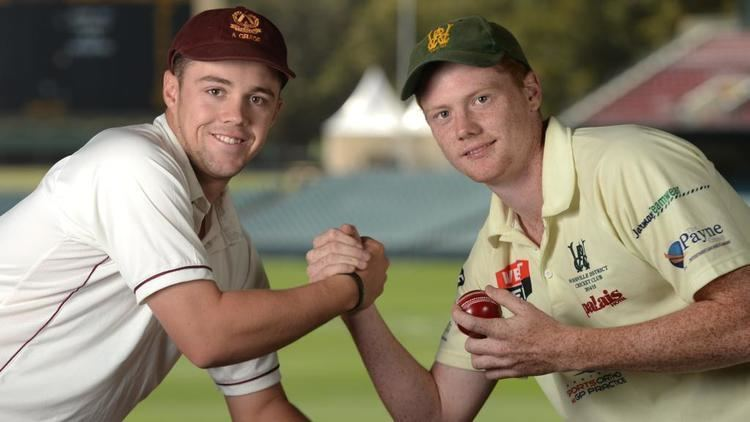 Tom Andrews (cricketer) Territory cricketer Tom Andrews rewarded for stellar season NT News