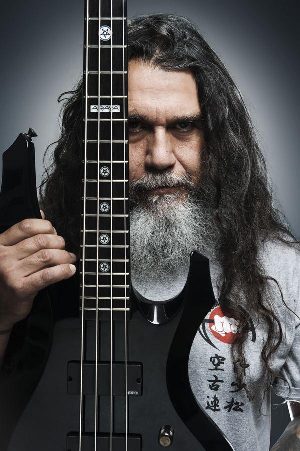 Tom Araya Tom Araya Sleigh Ride Bass Guitar Magazine