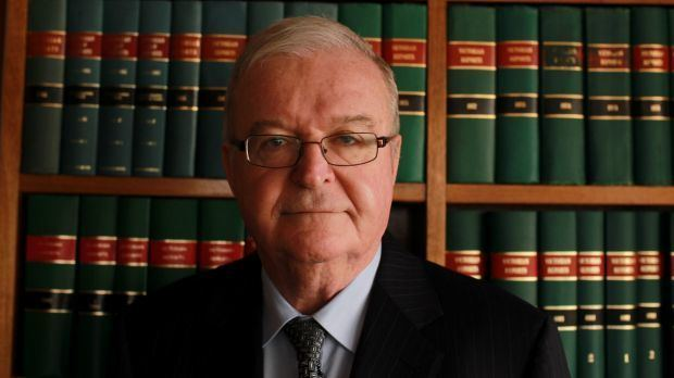 Tom Bathurst Chief Justice Tom Bathurst warns of threat to basic legal rights