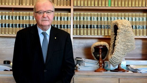 Tom Bathurst Supreme Court Chief Justice Tom Bathurst ramps up class action