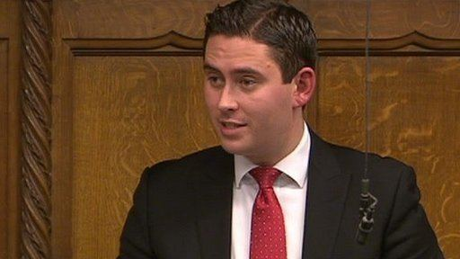 Tom Blenkinsop BBC Democracy Live Ten Minute Rule Bill