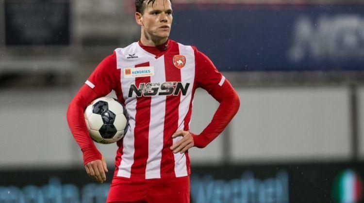 Tom Boere FC Twente negotiating for FC Oss goal machine Football Oranje