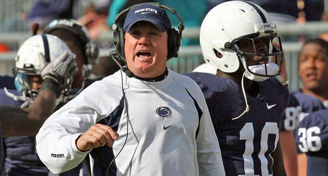 Tom Bradley (American football) WV MetroNews Holgorsen hires Tom Bradley longtime Penn State